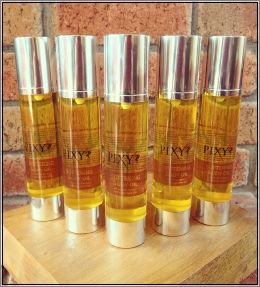 Softening Body Oil