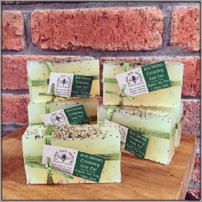 Queen Bee Naturals Soap Bar