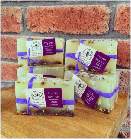 Queen Bee Naturals Soap