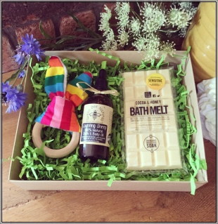 Queen Bee Naturals Gift Set